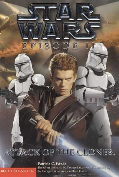 Bestselling Sci-Fi/ Fantasy (2006) - Star Wars, Episode II - Attack of the Clones (Junior Novelization) by Patricia C