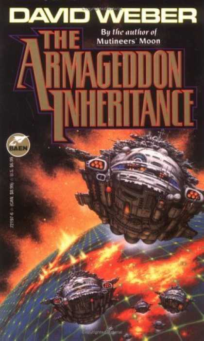 Bestselling Sci-Fi/ Fantasy (2006) - The Armageddon Inheritance by David Weber