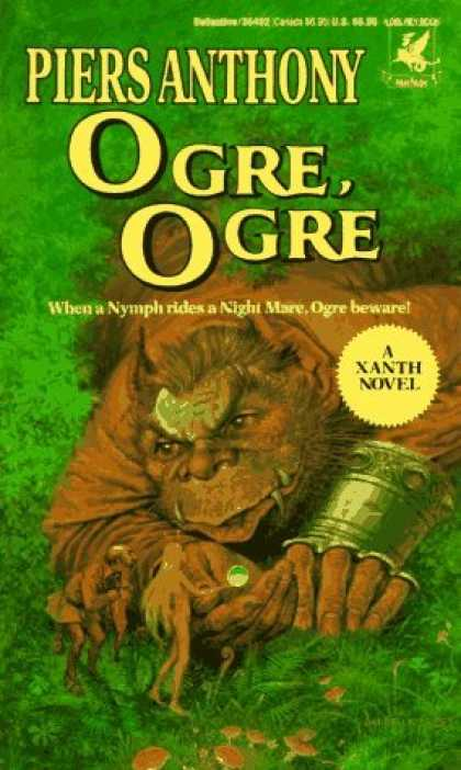 Bestselling Sci-Fi/ Fantasy (2006) - Ogre, Ogre (Xanth Novels (Paperback)) by Piers Anthony
