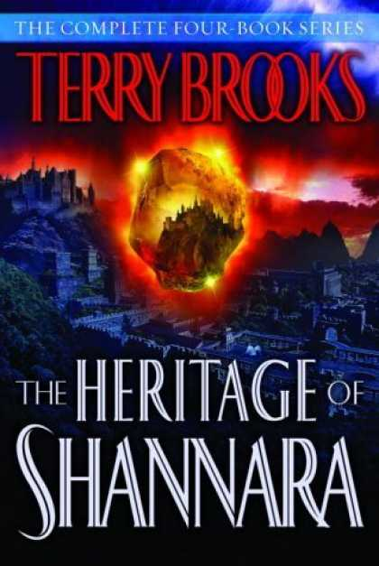 Bestselling Sci-Fi/ Fantasy (2006) - The Heritage of Shannara by Terry Brooks