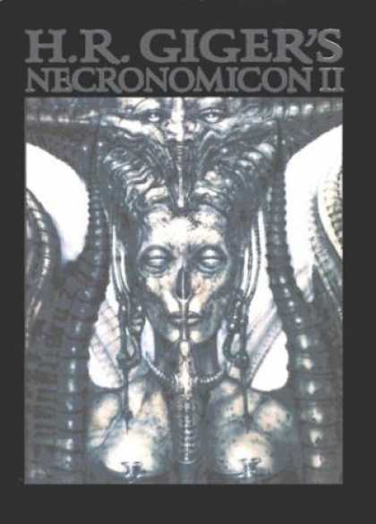 Bestselling Sci-Fi/ Fantasy (2006) - H.R. Giger's Necronomicon II by H. R. Giger