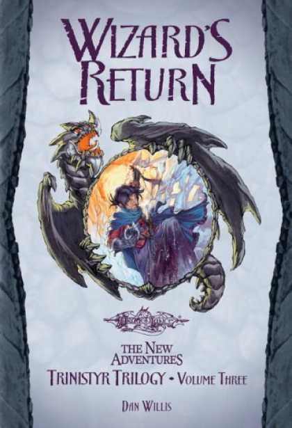 Bestselling Sci-Fi/ Fantasy (2006) - Wizard's Return: Trinistyr Trilogy, Volume Three (Dragonlance: the New Adventure