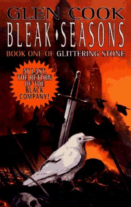 Bestselling Sci-Fi/ Fantasy (2006) - Bleak Seasons (Chronicles of The Black Company) by Glen Cook