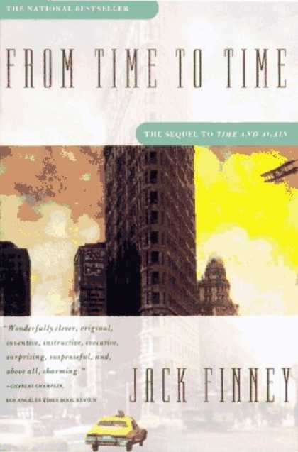 Bestselling Sci-Fi/ Fantasy (2006) - From Time to Time by Jack Finney