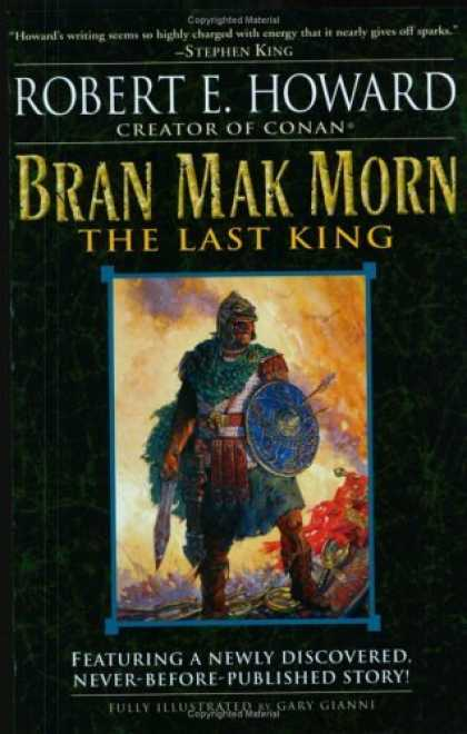 Bestselling Sci-Fi/ Fantasy (2006) - Bran Mak Morn: The Last King by Robert E. Howard