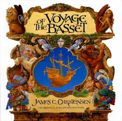 Bestselling Sci-Fi/ Fantasy (2006) - Voyage of the Basset by Alan Dean Foster