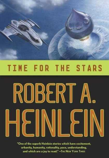 Bestselling Sci-Fi/ Fantasy (2006) - Time for the Stars by Robert A. xHeinlein