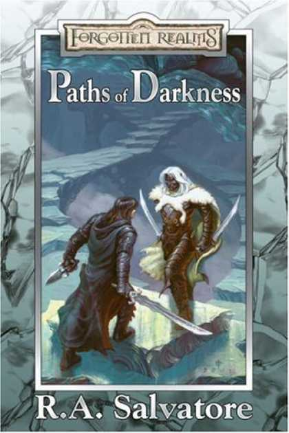 Bestselling Sci-Fi/ Fantasy (2006) - Paths of Darkness, Collector's Edition (Forgotten Realms) by R. A. Salvatore