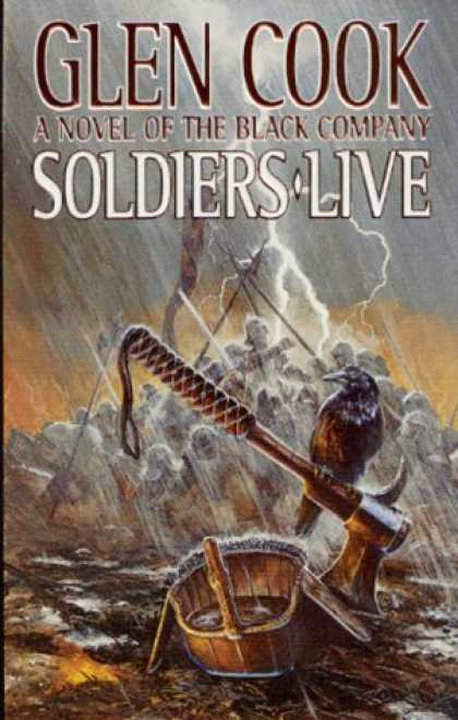 Bestselling Sci-Fi/ Fantasy (2006) - Soldiers Live (Chronicles of The Black Company) by Glen Cook