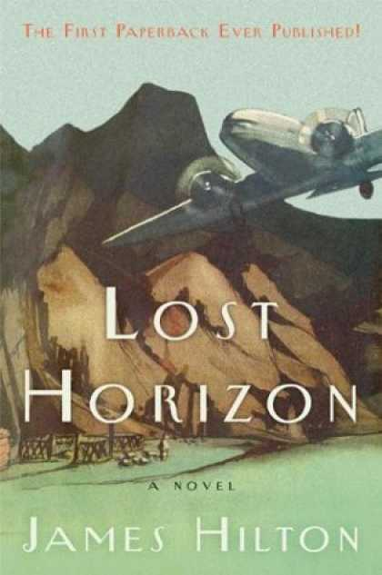 Bestselling Sci-Fi/ Fantasy (2006) - Lost Horizon: A Novel by James Hilton