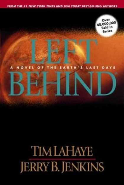 Bestselling Sci-Fi/ Fantasy (2006) - Left Behind: A Novel of the Earth's Last Days (Left Behind No. 1) by Tim F. LaHa