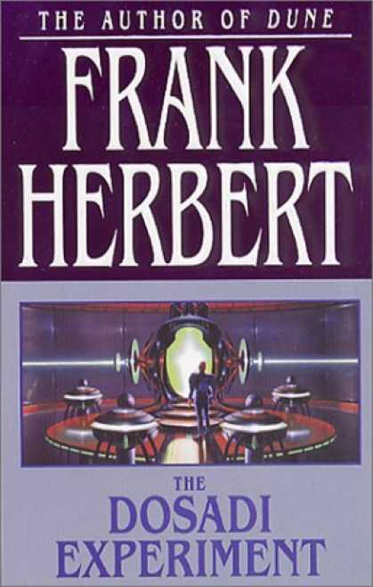 Bestselling Sci-Fi/ Fantasy (2006) - The Dosadi Experiment by Frank Herbert