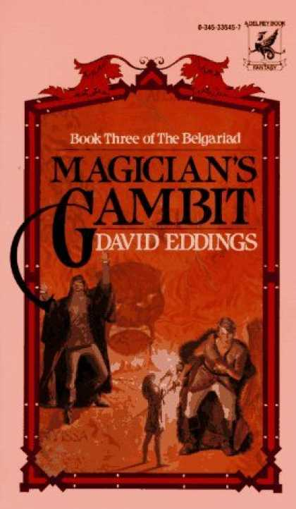 Bestselling Sci-Fi/ Fantasy (2006) - Magician's Gambit (The Belgariad, Book 3) by David Eddings