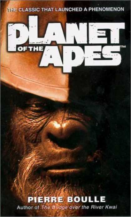 Bestselling Sci-Fi/ Fantasy (2006) - Planet of the Apes by Pierre Boulle