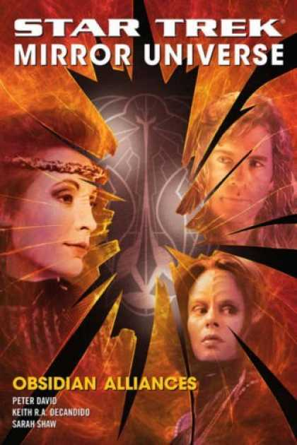 Bestselling Sci-Fi/ Fantasy (2006) - Mirror Universe Part 2: Obsidian Alliances (Star Trek: the Original Series) by P