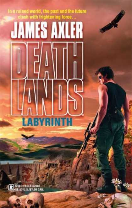 Bestselling Sci-Fi/ Fantasy (2006) - Labyrinth (Deathlands) by James Axler