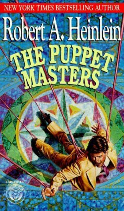 Bestselling Sci-Fi/ Fantasy (2006) - Puppet Masters by Robert A. Heinlein