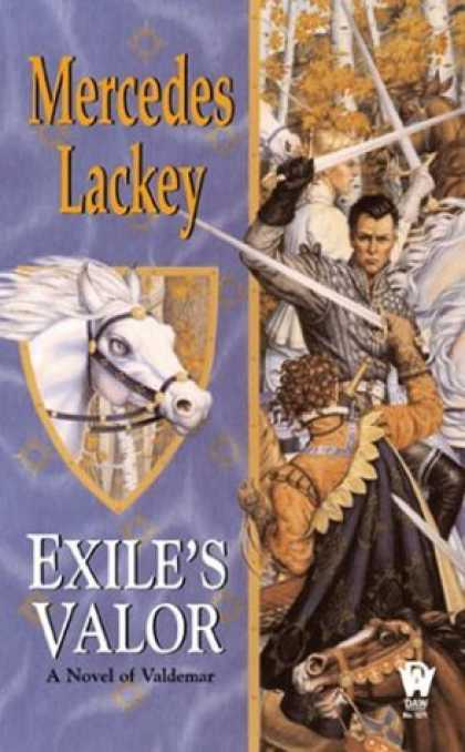 Bestselling Sci-Fi/ Fantasy (2006) - Exile's Valor (Valdemar Novels) by Mercedes Lackey