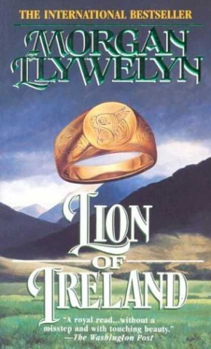 Bestselling Sci-Fi/ Fantasy (2006) - Lion of Ireland (Celtic World of Morgan Llywelyn) by Morgan Llywelyn
