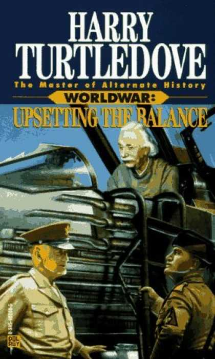 Bestselling Sci-Fi/ Fantasy (2006) - Upsetting the Balance (Worldwar Series, Volume 3) by Harry Turtledove