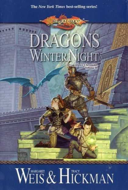 Bestselling Sci-Fi/ Fantasy (2006) - Dragons of Winter Night (Dragonlance: Dragonlance Chronicles) by Margaret Weis