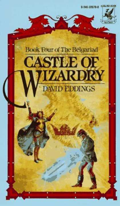 Bestselling Sci-Fi/ Fantasy (2006) - Castle of Wizardry (The Belgariad, Book 4) by David Eddings