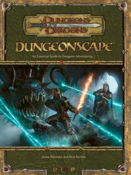 Bestselling Sci-Fi/ Fantasy (2006) - Dungeonscape (D&D Accessory) by Keith Baker