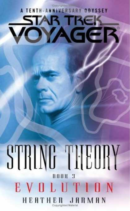 Bestselling Sci-Fi/ Fantasy (2006) - String Theory, Book 3: Evolution (Star Trek: Voyager) by Heather Jarman