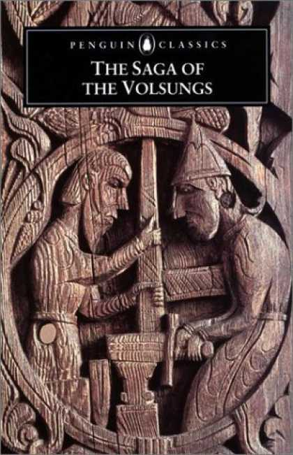 Bestselling Sci-Fi/ Fantasy (2006) - The Saga of the Volsungs (Penguin Classics) by Anonymous