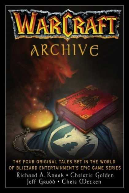 Bestselling Sci-Fi/ Fantasy (2006) - WarCraft Archive by Blizzard Entertainment