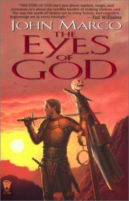 Bestselling Sci-Fi/ Fantasy (2006) - The Eyes of God by John Marco