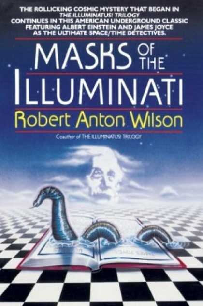 Bestselling Sci-Fi/ Fantasy (2006) - Masks of the Illuminati by Robert A. Wilson
