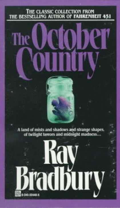 Bestselling Sci-Fi/ Fantasy (2006) - The October Country by Ray Bradbury