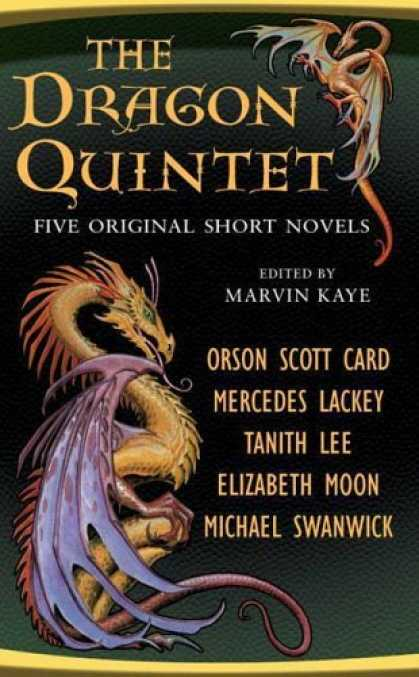 Bestselling Sci-Fi/ Fantasy (2006) - The Dragon Quintet by Tanith Lee