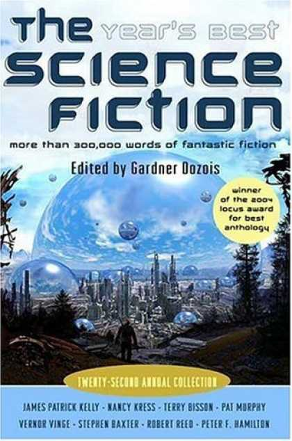 Bestselling Sci-Fi/ Fantasy (2006) - The Year's Best Science Fiction Twenty-Second Annual Collection (Year's Best Sci