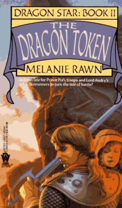 Bestselling Sci-Fi/ Fantasy (2006) - The Dragon Token (Dragon Star, Book 2) by Melanie Rawn