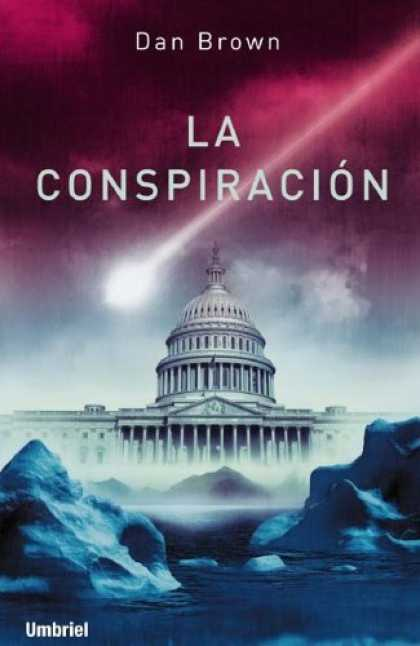 Bestselling Sci-Fi/ Fantasy (2006) - La Conspiracion/Deception Point by Dan Brown
