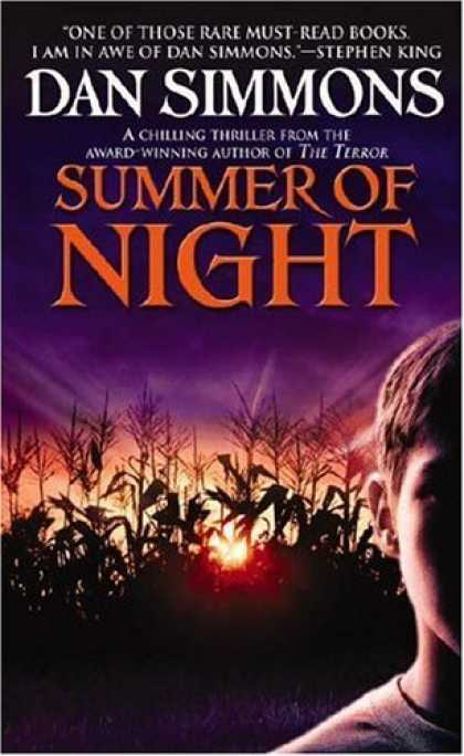 Bestselling Sci-Fi/ Fantasy (2006) - Summer of Night (Aspect Fantasy) by Dan Simmons
