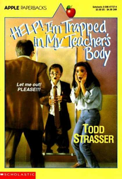 Bestselling Sci-Fi/ Fantasy (2006) - Help! I'm Trapped In My Teacher's Body (Help! I'm...) by Todd Strasser
