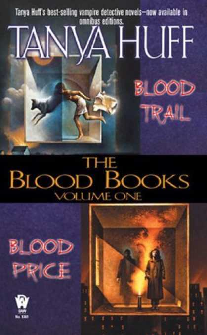 Bestselling Sci-Fi/ Fantasy (2006) - The Blood Books, Volume I (Blood Books) by Tanya Huff