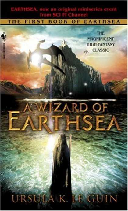 Bestselling Sci-Fi/ Fantasy (2006) - A Wizard of Earthsea (The Earthsea Cycle, Book 1) by Ursula K. Le Guin