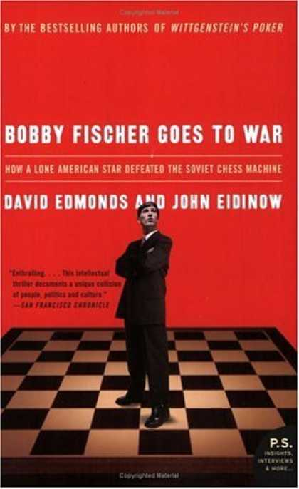 Bestselling Sci-Fi/ Fantasy (2006) - Bobby Fischer Goes to War: How A Lone American Star Defeated the Soviet Chess Ma