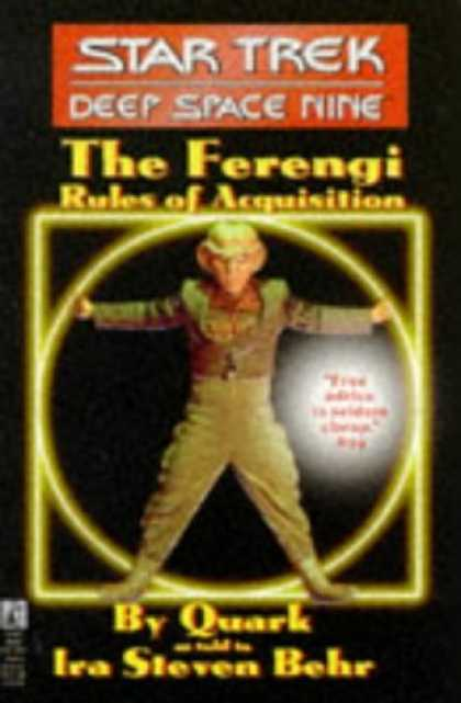 Bestselling Sci-Fi/ Fantasy (2006) - The Ferengi Rules of Acquisition (Star Trek: Deep Space Nine) by Ira Steven Behr