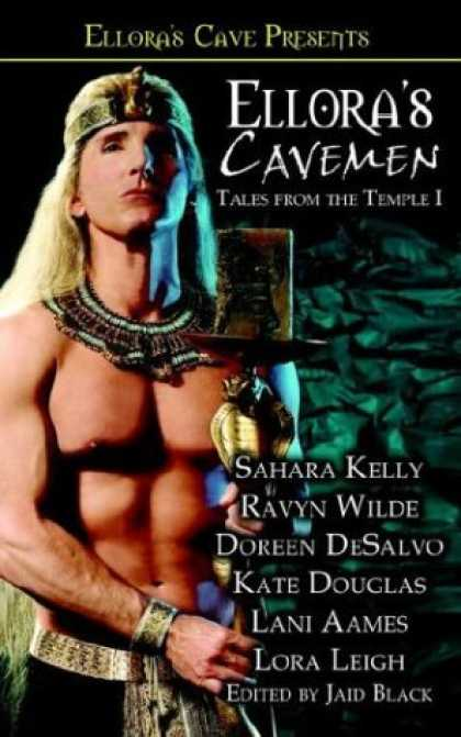Bestselling Sci-Fi/ Fantasy (2006) - Ellora's Cavemen: Tale From The Temple I by Doreen DeSalvo