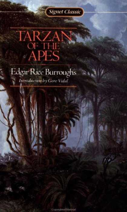Bestselling Sci-Fi/ Fantasy (2006) - Tarzan of the Apes (Tarzan) by Edgar Rice Burroughs