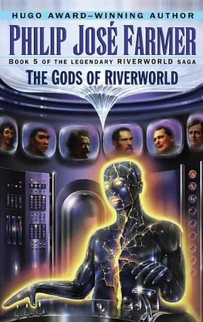 Bestselling Sci-Fi/ Fantasy (2006) - The Gods of Riverworld (Riverworld Saga, No 5) by Philip Jose Farmer