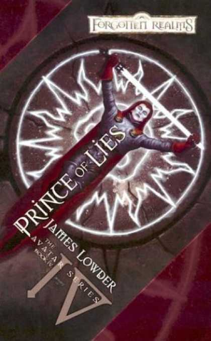 Bestselling Sci-Fi/ Fantasy (2006) - Prince of Lies (Forgotten Realms: The Avatar) by James Lowder