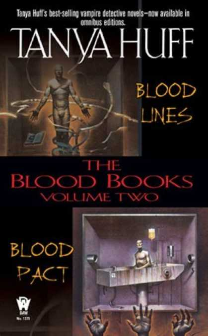 Bestselling Sci-Fi/ Fantasy (2006) - The Blood Books, Volume II (The Blood Books) by Tanya Huff