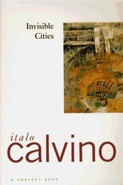 Bestselling Sci-Fi/ Fantasy (2006) - Invisible Cities (A Harvest/Hbj Book) by Italo Calvino
