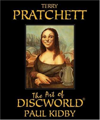 Bestselling Sci-Fi/ Fantasy (2006) - The Art of Discworld by Terry Pratchett